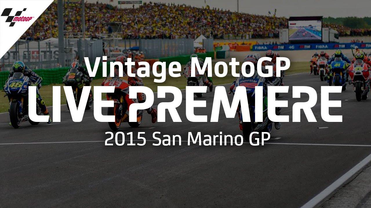 2015 #SanMarinoGP   Vintage MotoGP™