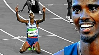 Best of Mo Farah ● Runner of the Year   Tribute HD