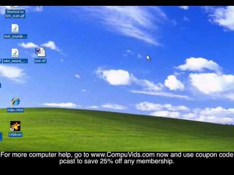 Windows XP - Locking Down Your Computer