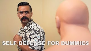 Self Defense for Dummies | David Lopez