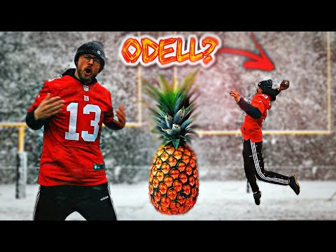 CAN YOU ODELL IT?? (HOUSEHOLD FOODS EDITION #3) EXTREME CHALLENGE!!