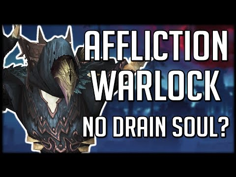 AFFLICTION WARLOCK CLASS CHANGES IN BFA - Shadowbolt Is Back! | WoW Battle for Azeroth