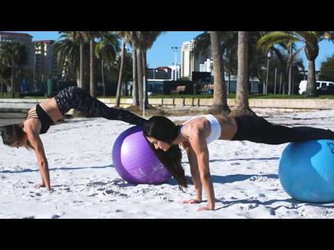 The Best Exercise Ball For Your Workouts