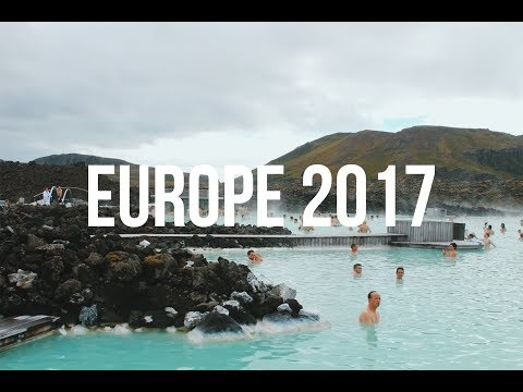 Europe Travel Diaries (Iceland, Amsterdam, Paris, London)