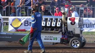 Light Modified Tractor Pulling Berghausen 2018 by MrJo - The