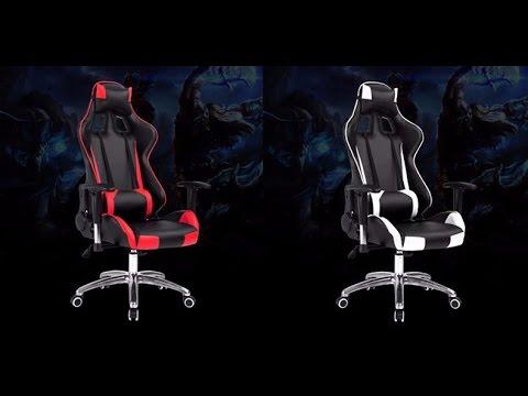 Игровое компьютерное кресло как у EeOneGuy из китая