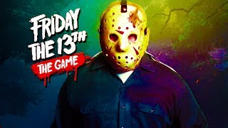 BETRAYAL CITY! - Friday the 13th Game with The Crew!