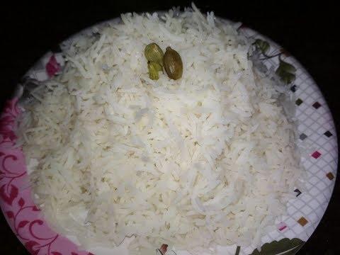Make Basmati Rice   Biryani Rice Cooking Not Sticky