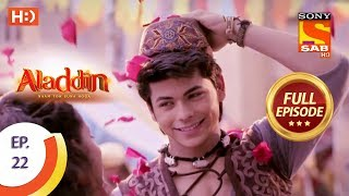 Aladdin - Ep 22 - Full Episode - 19th September, 2018