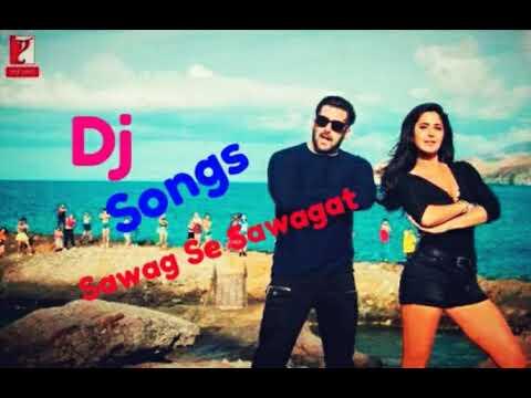 LUCKY DJ   Swag Se Swagat Remix   Salman Khan   Katrina Kaif   Tiger Zinda Hai