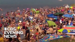 Americans celebrate Memorial Day amid coronavirus pandemic