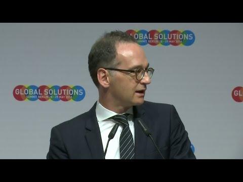 German FM criticises Trump's car tariffs
