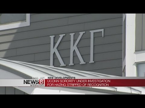 UConn bans KKG  sorority