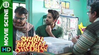 Ayushmann has performance anxiety issues- Shubh Mangal Saavdhan