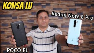 Redmi Note 8 Pro VS Poco F1   Apko Konsa Lena Chahiye