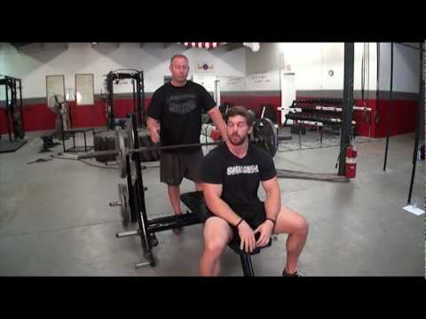 Tips For The 225 Bench Press Reps Test