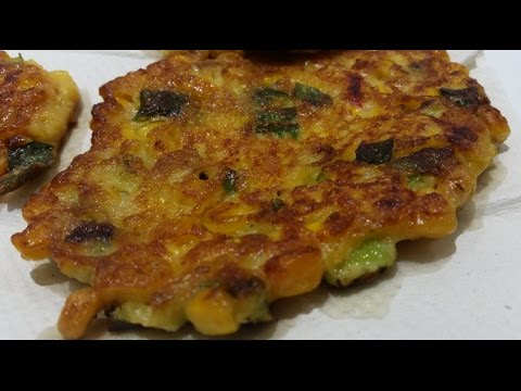 Homemade Corn Fritter