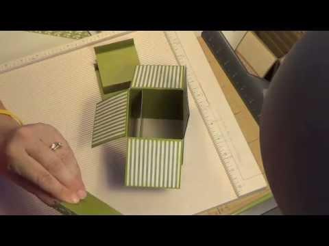Video #102 Card in a Box -