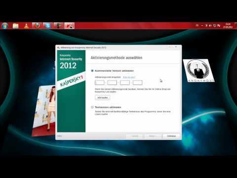 Kaspersky Internet Security 2013 Free Keys German