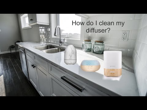 cleaning diffusers