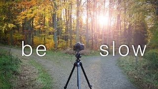 Landscape Photography | Slow Down & Practice Patience