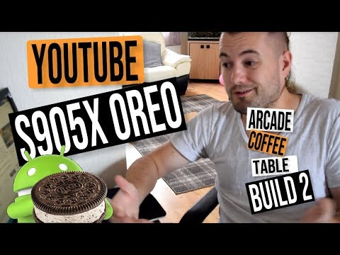 ANDROID 8 OREO UPDATE FIRMWARE: AMLOGIC S905X TV BOX