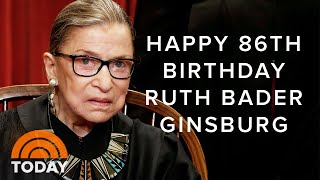 'RBG' Filmmakers On Ruth Bader Ginsburg's Trailblazing Legacy | TODAY
