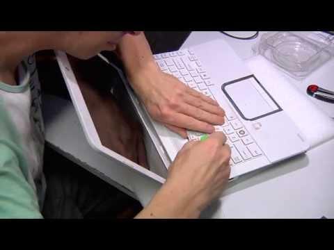 Toshiba L840 Keyboard Replacement Satellite Laptop
