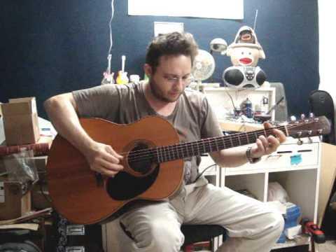 Gurian J-R Acoustic In For Bridge Doctor & Sunrise Pickup Installation