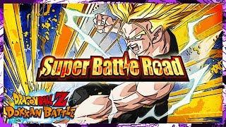 F2P SUPER BATTLE ROAD: Super STR Team vs  Extreme PHY | DBZ