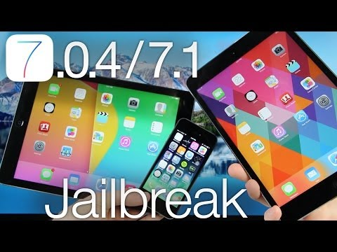 Jailbreak 7.0.4 Untethered Development, iOS 7.1 Beta 1 Issued, iPad, iPhone 5S & 5C