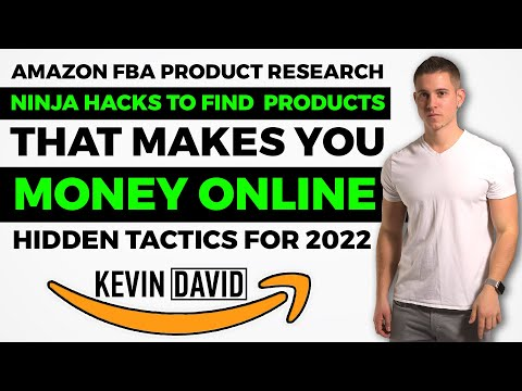 🤑 CRAZY Amazon FBA Product Research   INCREDIBLY SIMPLE 2018 PRODUCT RESEARCH STRATEGIES!