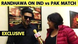 Guru Randhawa Wishes Team India Good Luck | Ind vs Pak | #CWC19