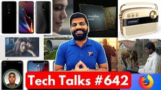 Tech Talks #642 - Mediatek Helio P70, Google Chromecast 3, Hyperloop Abu Dhabi, Hitman 2 Mumbai