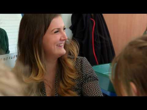 Being a primary school teacher - PGCEs at Birmingham City University