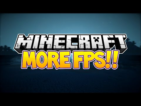 Minecraft: Get 200 FPS + No lag [Lagless] OptiFine best Settings   PtxPlay