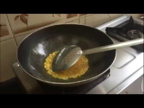 Simple Recepi for popcorn in Hindi