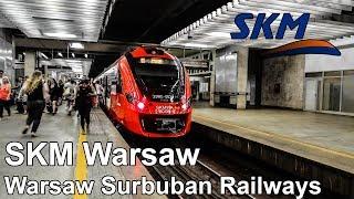 🇵🇱 SKM Warszawa - Suburban Railways Warsaw (2019)
