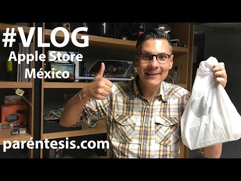 Así es la Apple Store México (¡hicimos la primera compra!) - #VLOG