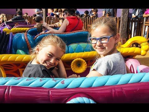 Alladin Flying Carpet Kids in Magic Carpet flying Carousel