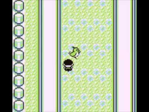 Pokemon Blue How To Get A Mankey No Cheats, Glitch Method #2