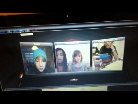 ooVoo Time!