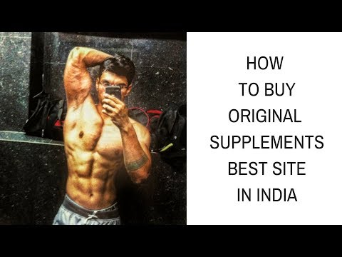 How To Buy Original Supplements In India |  | Nutrabay | Best Site To Buy Supplements In India