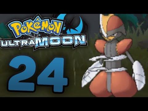 A NEW BISHARP EXPERIENCE! | Pokémon Ultra Moon: Part 24! (TheSilverSlasher)