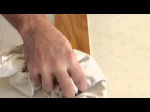 How to Remove a Water Stain From Finished Wood : Good Wood & Slim Trim