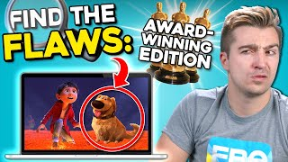 7 Award-Winning Movie Mistakes You Won't Believe You Missed | Find The Flaws