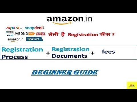 Online seller Registration ! How to Registration ! Registration Documents ! Registration fees !