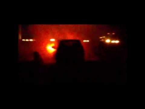 Alfa Romeo 145 Engine Fire