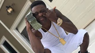Boosie Badazz Picks Nose At Jay-Z & Does The Money Phone