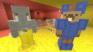 Minecraft Xbox - THE FINISHED MEGA BUILDS!! - MEGA Building